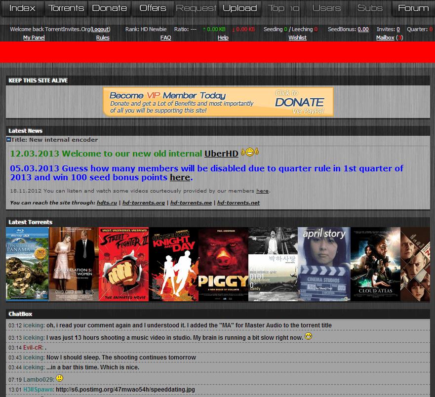 torrent org