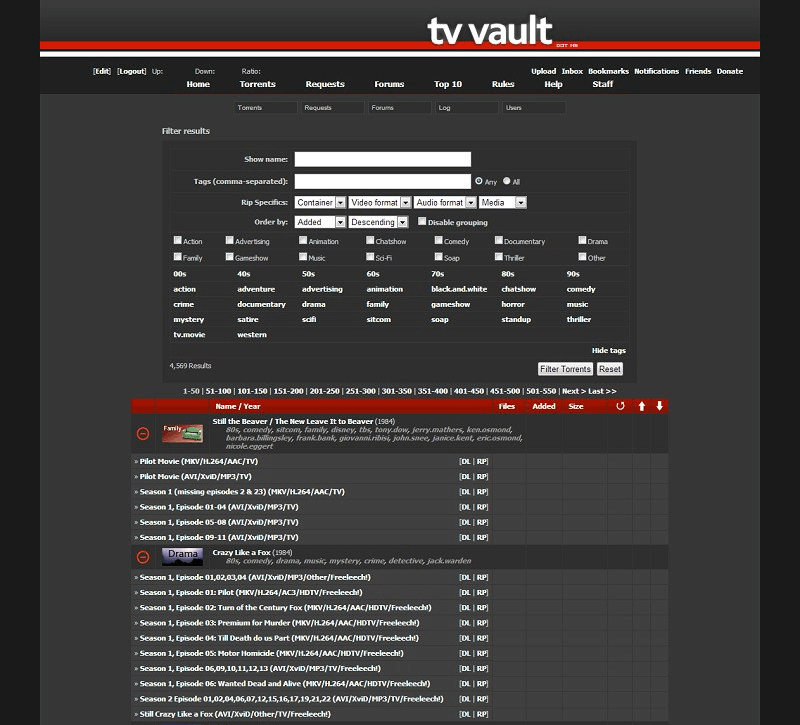 Buy TVVaultme TVvault TVV Invite or Account InvitesShopcom